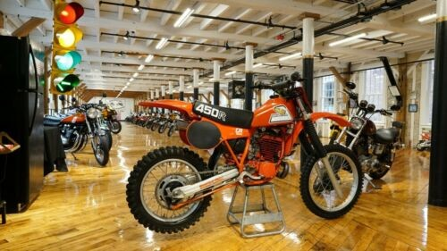 1981 Honda CR Red for sale