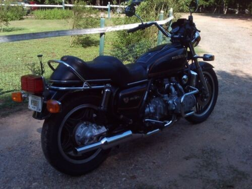 1981 Honda Gold Wing  photo