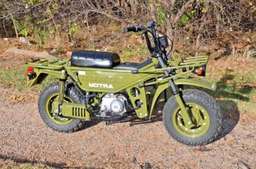 1982 Honda CT Green for sale