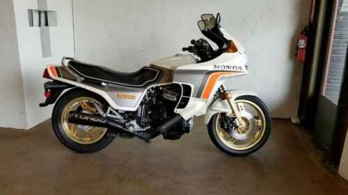 1982 Honda CX500 Turbo White for sale craigslist