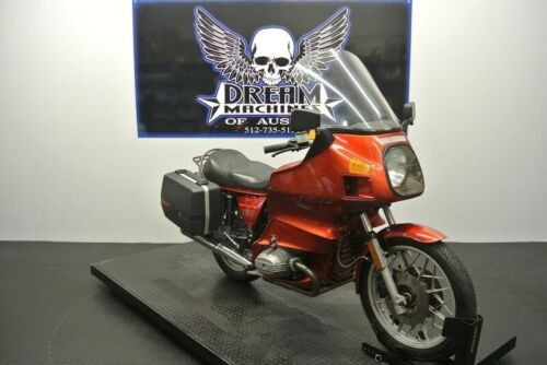 1984 BMW R 80 RT R80RT — Red for sale