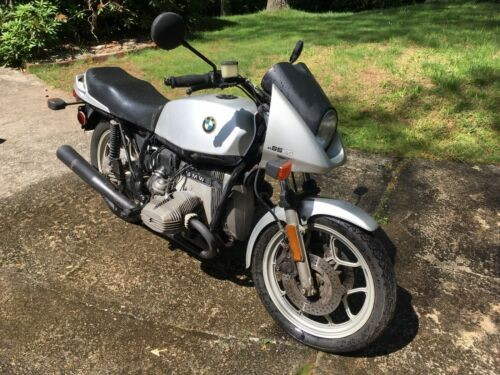 1984 BMW R-Series Silver photo