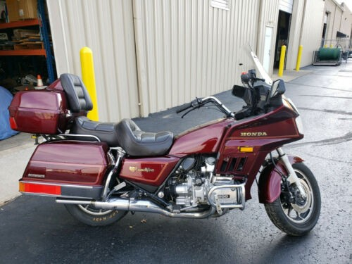 1984 Honda Gold Wing  photo
