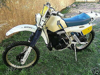 1984 Husqvarna 1984 Husqvarna 500 AE AUTO White for sale craigslist