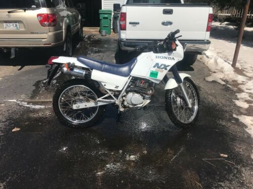 1988 Honda Other White photo