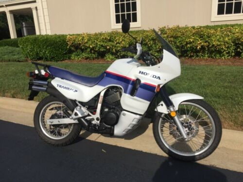 1989 Honda Other Red, pearl white, blue. photo