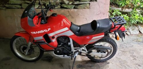 1990 Honda Other Red photo