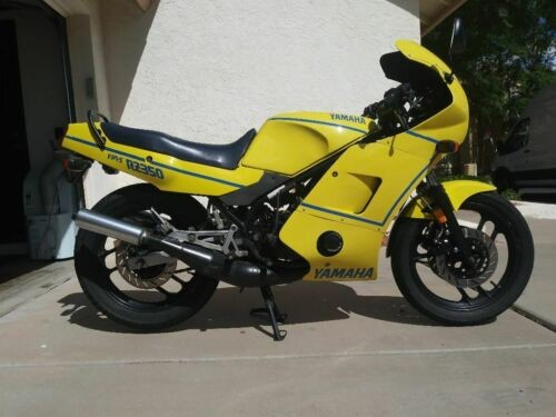 1990 Yamaha Other Yellow photo