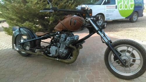 1991 Custom Built Motorcycles Chopper  photo