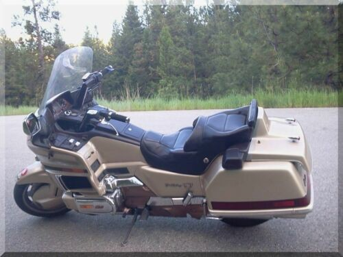 1991 Honda Gold Wing Champagne photo