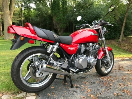 1991 Kawasaki ZR750 Zephyr for sale craigslist