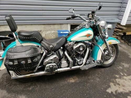 1992 Harley-Davidson Softail  photo