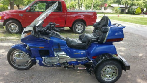 1992 Honda Gold Wing for sale craigslist