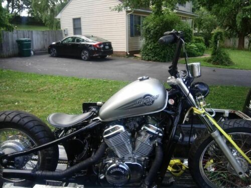1994 Custom Built Motorcycles Bobber  photo