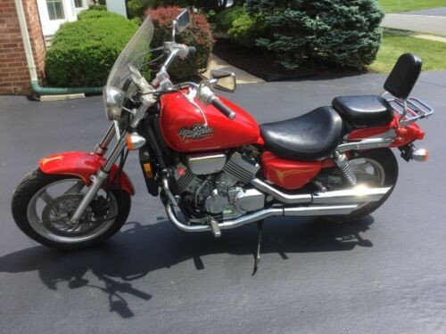 1994 Honda Magna Red photo