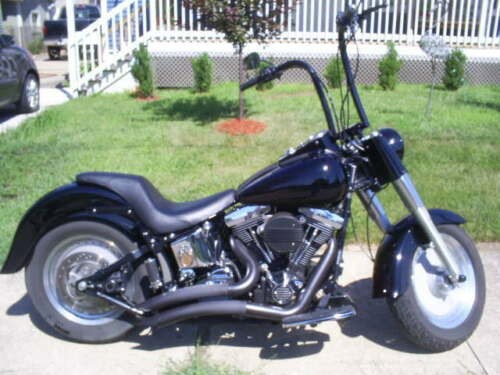 1995 Harley-Davidson Softail  photo