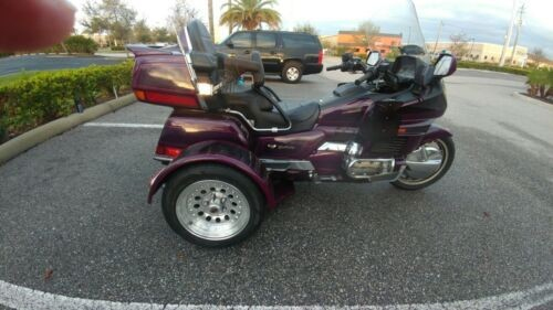 1995 Honda Gold Wing Burgundy for sale craigslist
