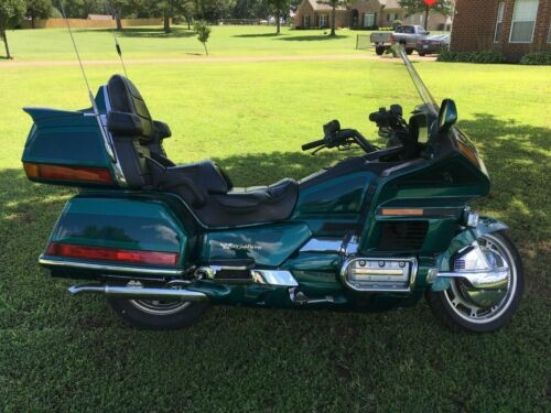 1995 Honda Gold Wing Teal for sale