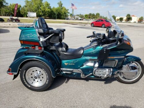 1996 Honda Gold Wing Teal for sale