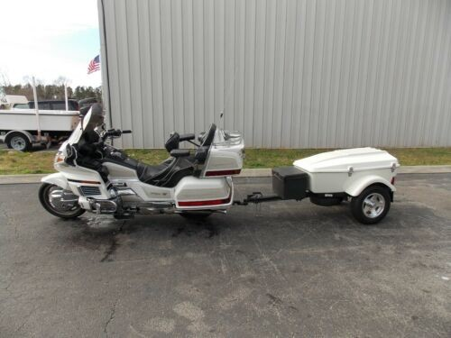 1996 Honda Honda Goldwing SE White craigslist