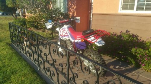 1996 Honda XR Honda purple original for sale craigslist