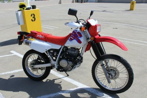 1996 Honda XR Red craigslist