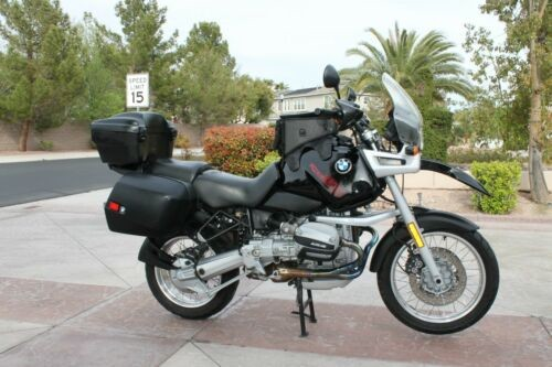 1997 BMW R-Series Black photo