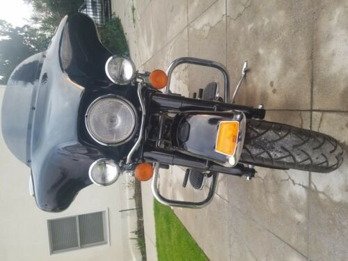 1997 Harley-Davidson Touring Vivid Black for sale craigslist