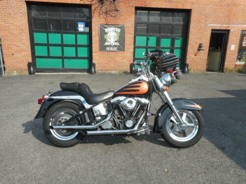 1997 Other Makes SOFTAIL Black photo
