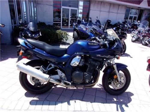 1997 Suzuki Bandit -- NAVY for sale