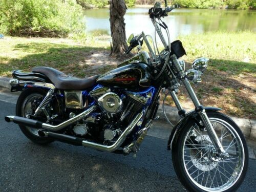 1998 Harley-Davidson Dyna  photo