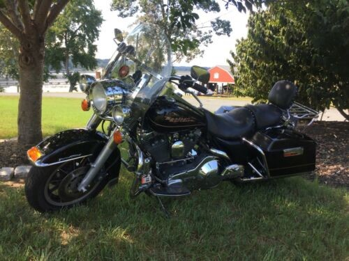 1998 Harley-Davidson Touring Black photo