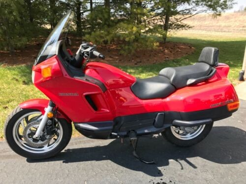 1998 Honda PC800 Red craigslist