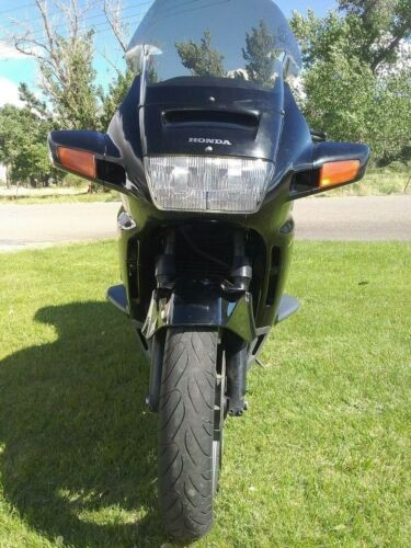 1998 Honda ST 1100 Black photo