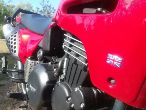 1998 Triumph Tiger Red photo