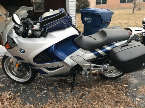 1999 BMW K-Series Silver/Blue photo