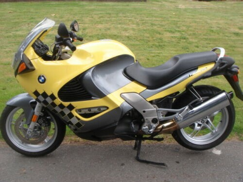 1999 BMW K-Series Yellow photo