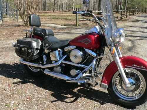 1999 Harley-Davidson Softail  photo