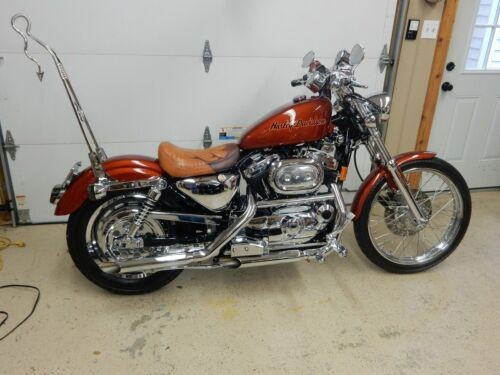 1999 Harley-Davidson Sportster  photo