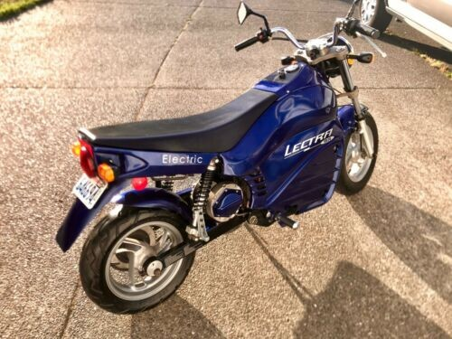 1999 Other Makes LECTRA VR24 Blue photo