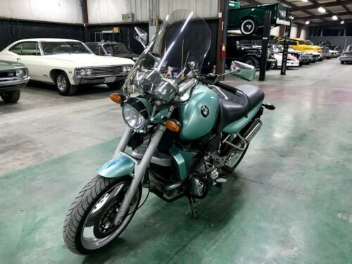 2000 BMW R-Series R1100R Blue photo
