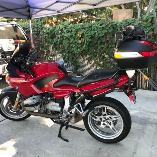 2000 BMW R-Series Red photo
