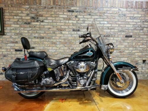 2000 Harley-Davidson Softail FLSTC - Heritage Softail® Classic Black for sale