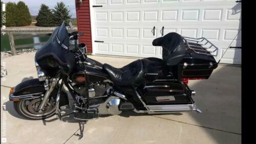 2000 Harley-Davidson Touring Black photo