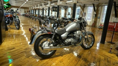2000 Moto Guzzi V11 Jackal Silver photo