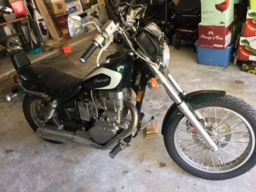 2000 Suzuki Savage for sale