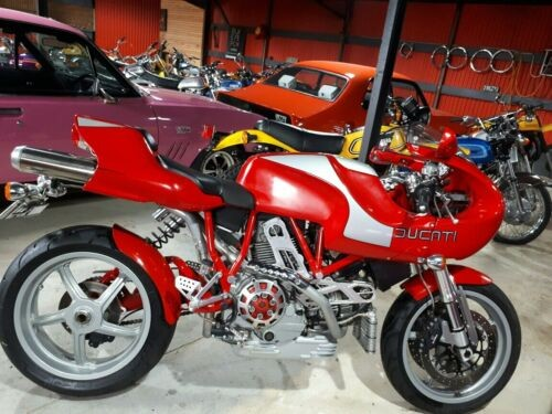 2001 Ducati MH900e Red for sale craigslist