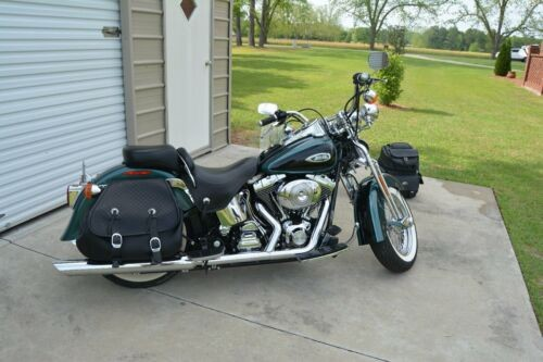 2001 Harley-Davidson Other Green photo