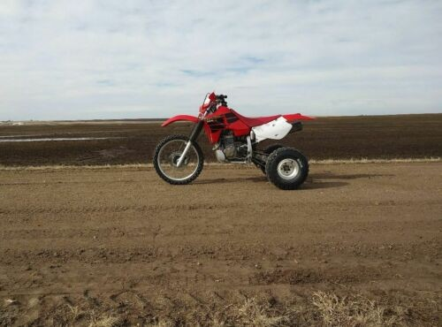 2001 Honda XR Red photo