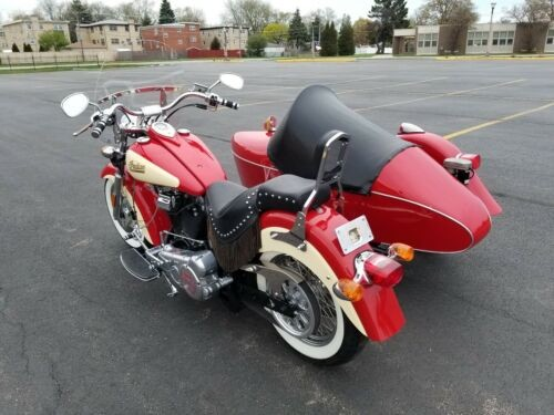 2001 Indian SPIRIT Red photo